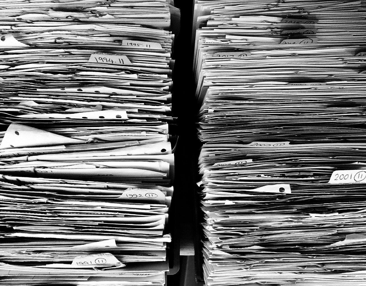Pourquoi dématérialiser les documents ?